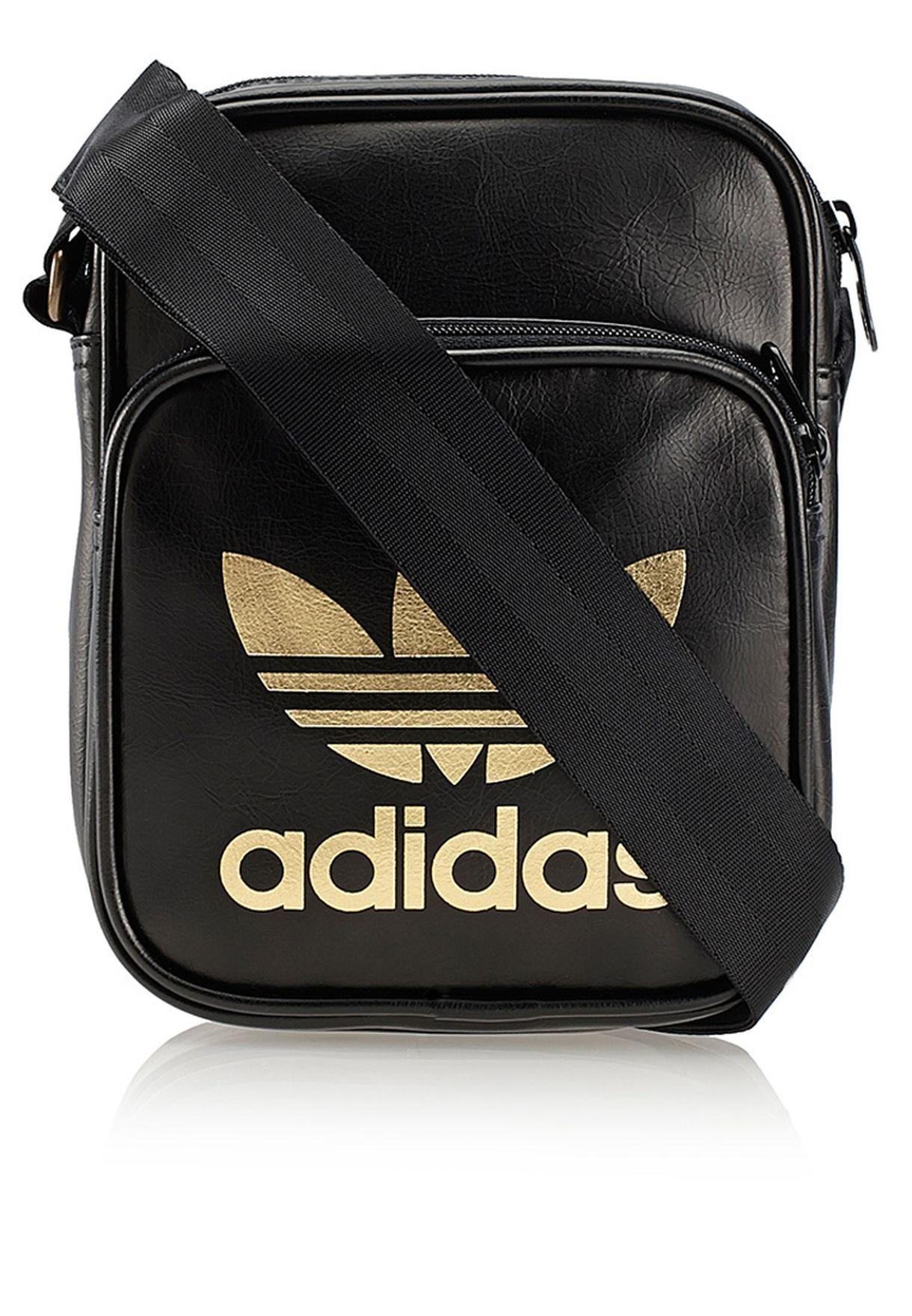 db2496b1ba4a Shop adidas Originals black AC Mini Bag G84848 for Men in Bahrain -  AD478AC28MYH