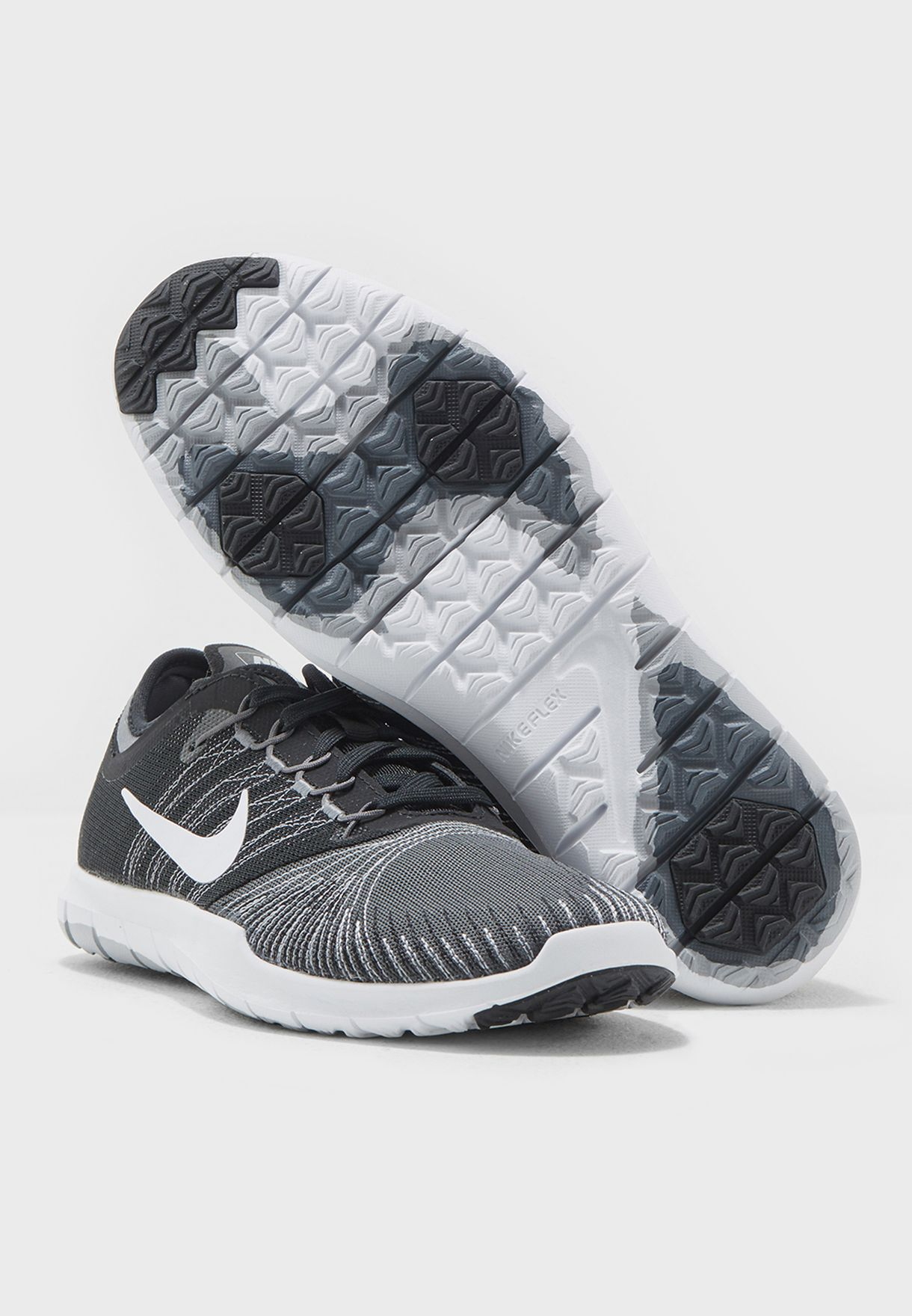 327b6afeb279 Shop Nike black Flex Adapt 831579-001 for Women in UAE - NI727SH28KNF