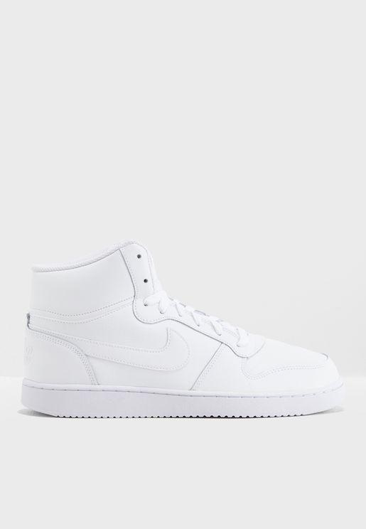 حذاء إبرون بكاحل متوسط الارتفاع