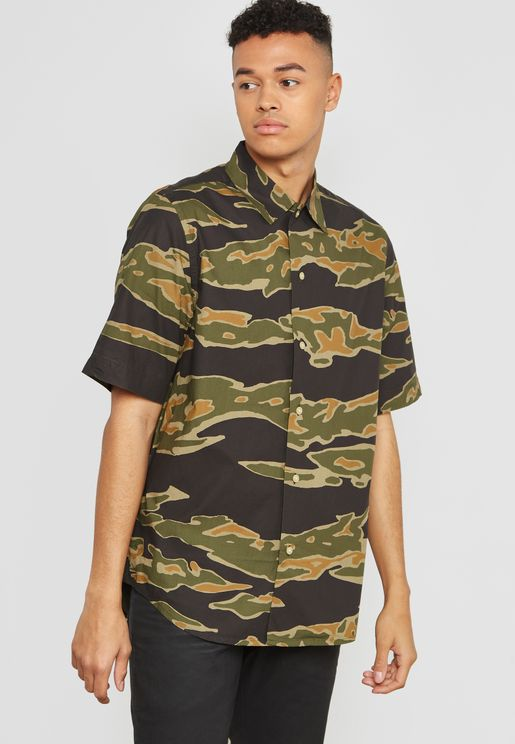 Garden AOP Regular Fit Shirt