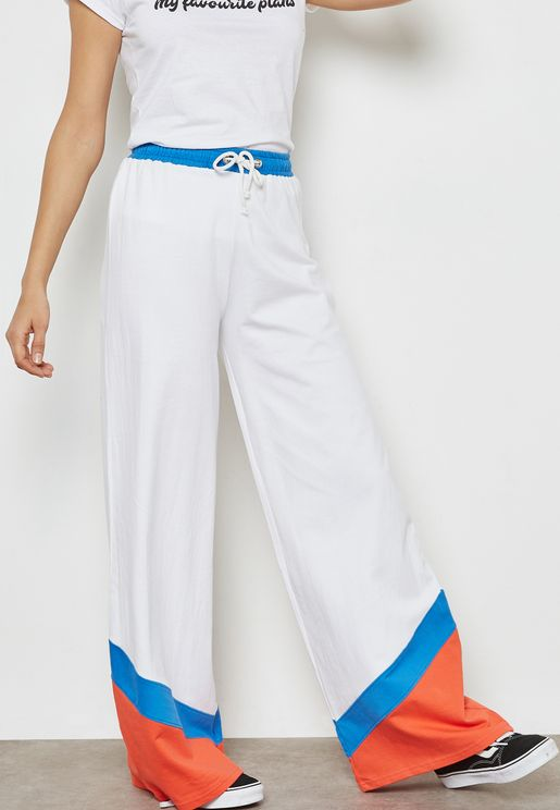 Colourblock Sweatpants