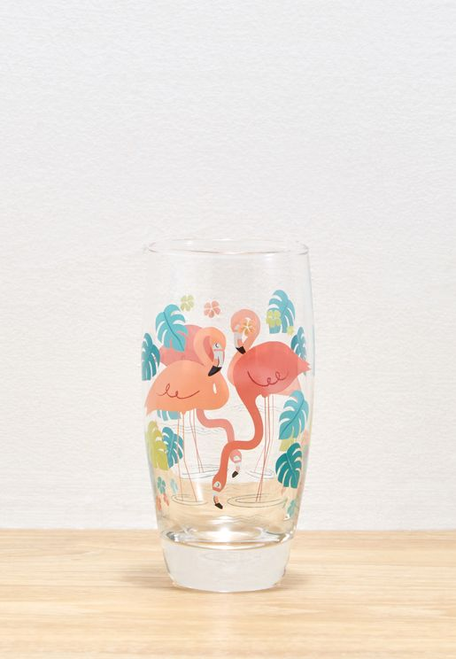 Flamingo Bay Glass