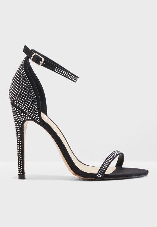 Helen Heeled Sandal