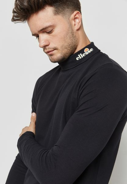 Amico Roll Neck T-Shirt