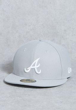 59Fifty Atlanta Braves Cap