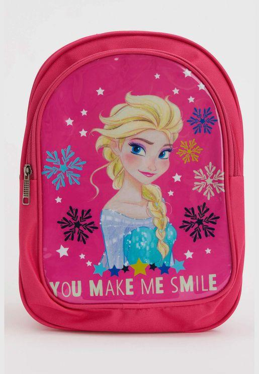 Frozen Licensed Girl Casual Bag