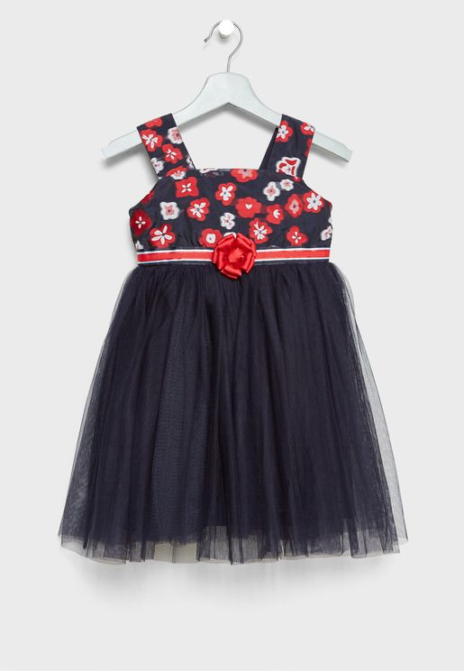 Little Tulle Dress