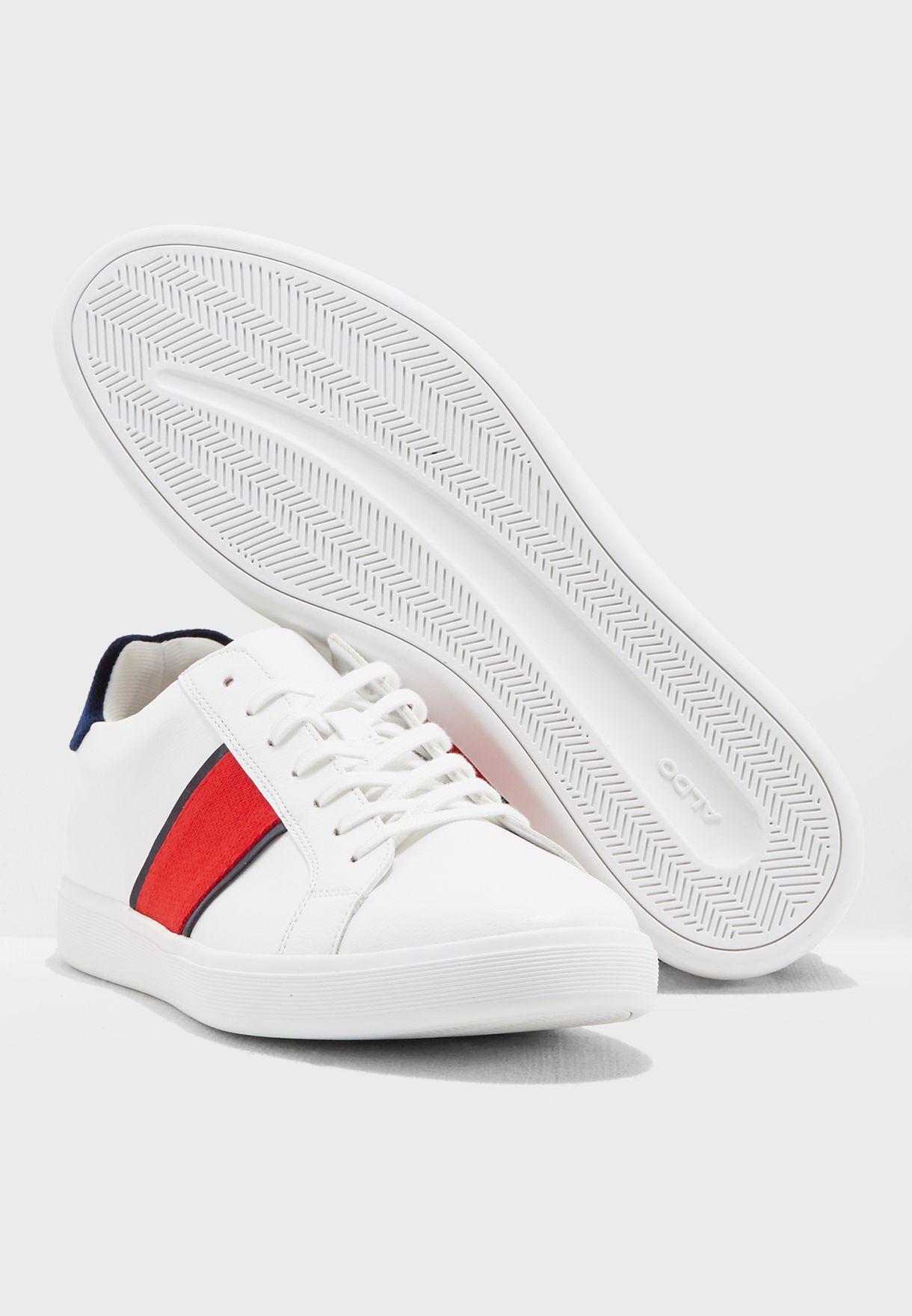 Buy Aldo white Cowien Sneakers for Men