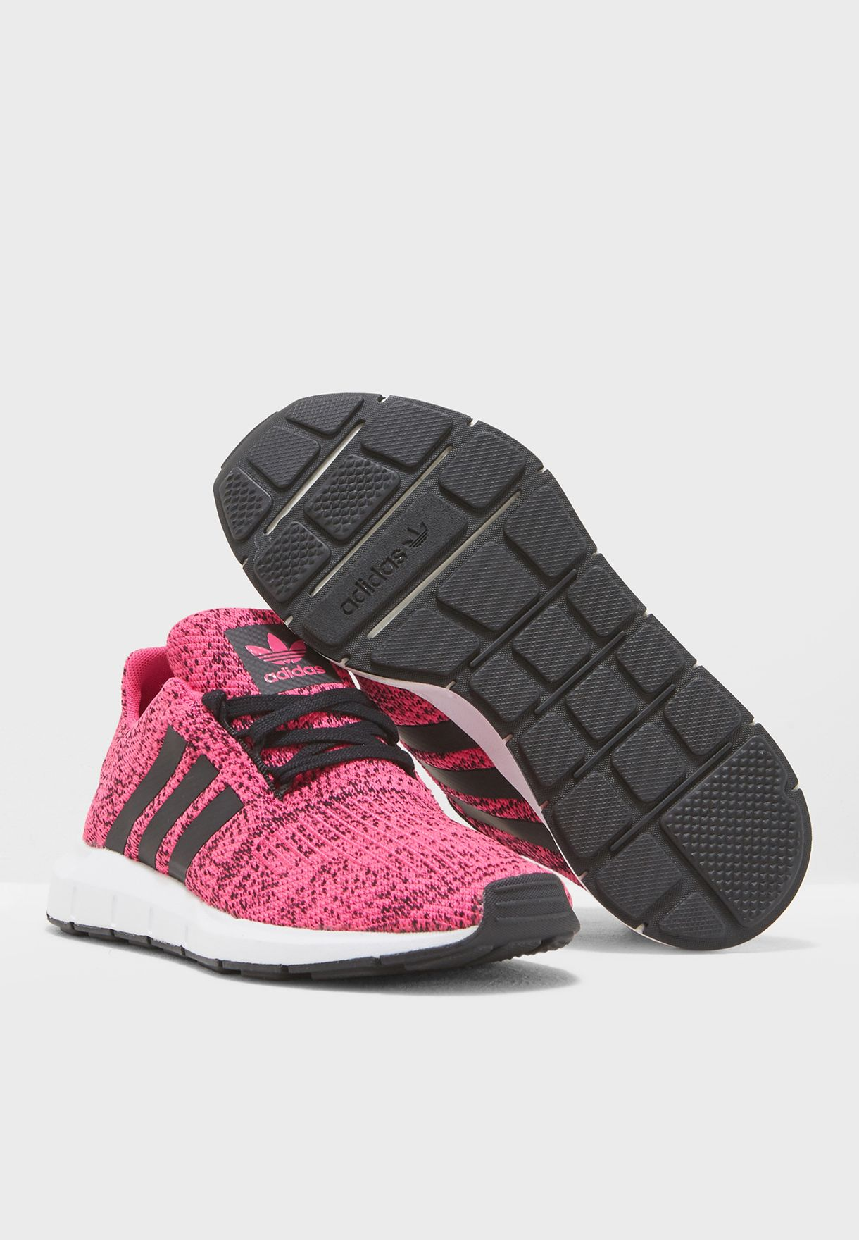 63f03cf96da95 Shop adidas Originals pink Youth Swift Run B41804 for Kids in UAE ...