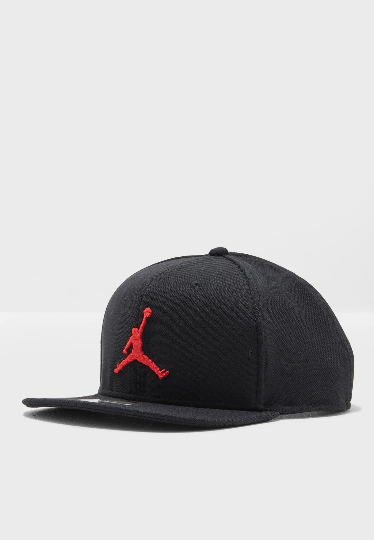0ad8c26be817 Shop Nike black Jordan Jumpman Snapback 861452-015 for Men in UAE ...