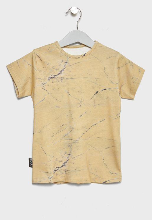 Little Tie Dye T-Shirt