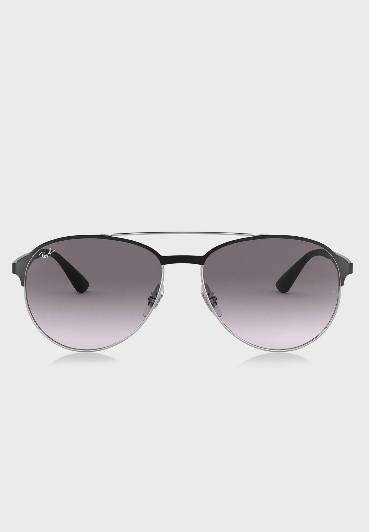 0RB3606  Bridge Sunglasses