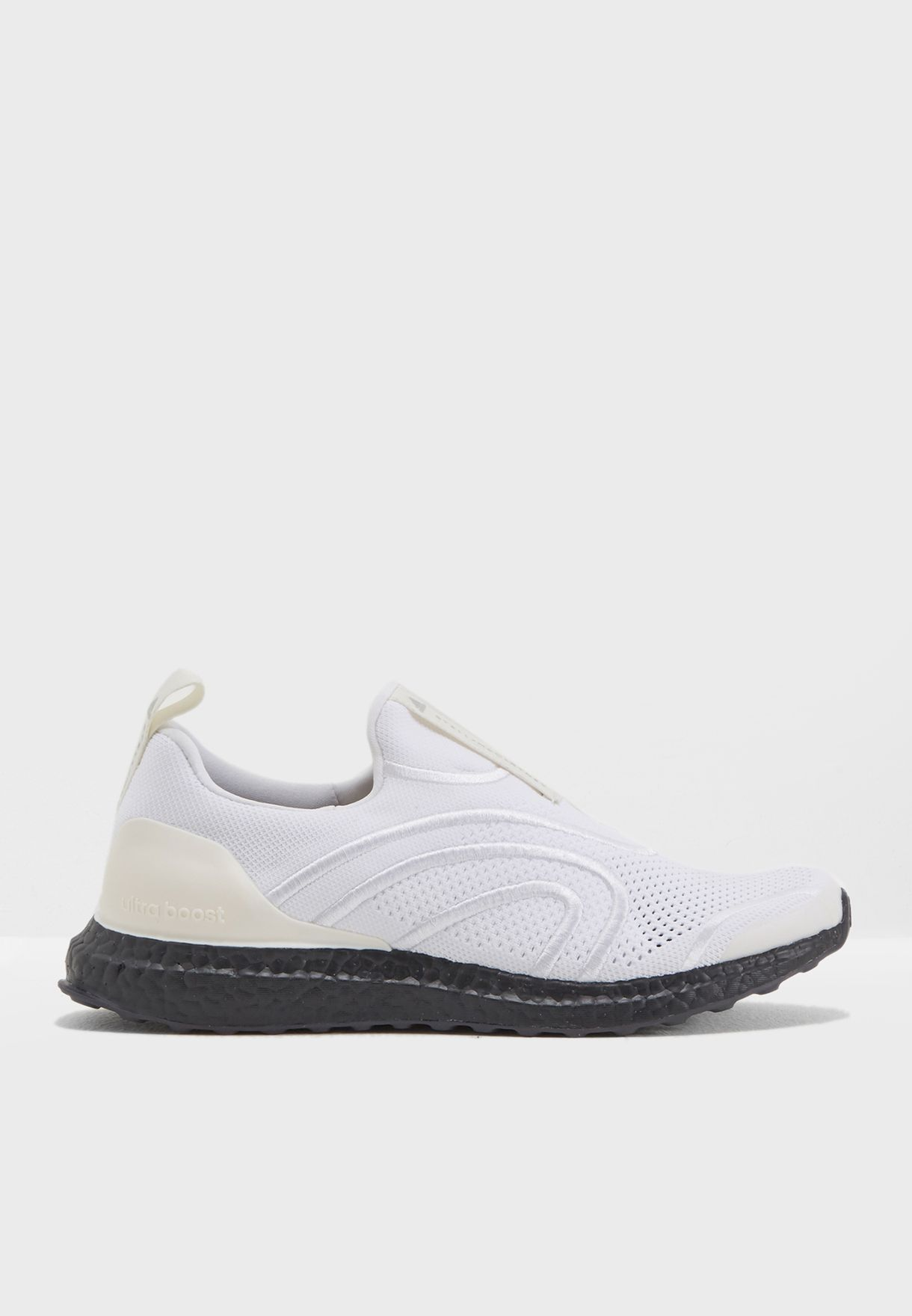 24b662016 Shop adidas by Stella McCartney white Ultraboost Uncaged CM7886 for ...