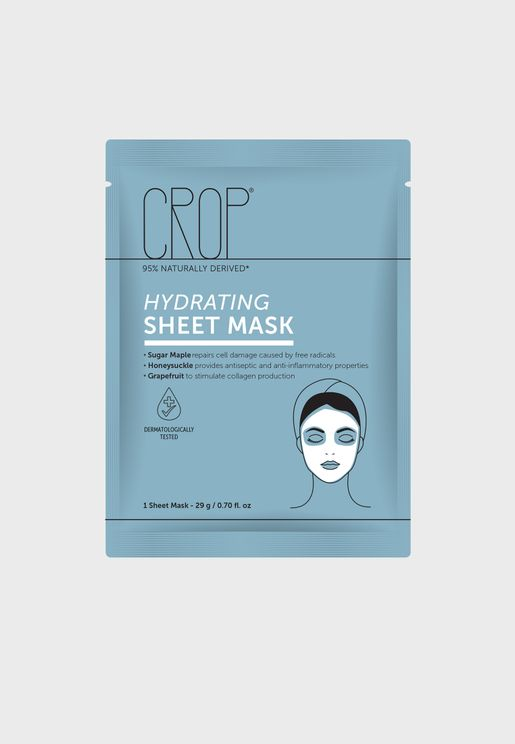 Set of 5 Hydrating Sheet Masks