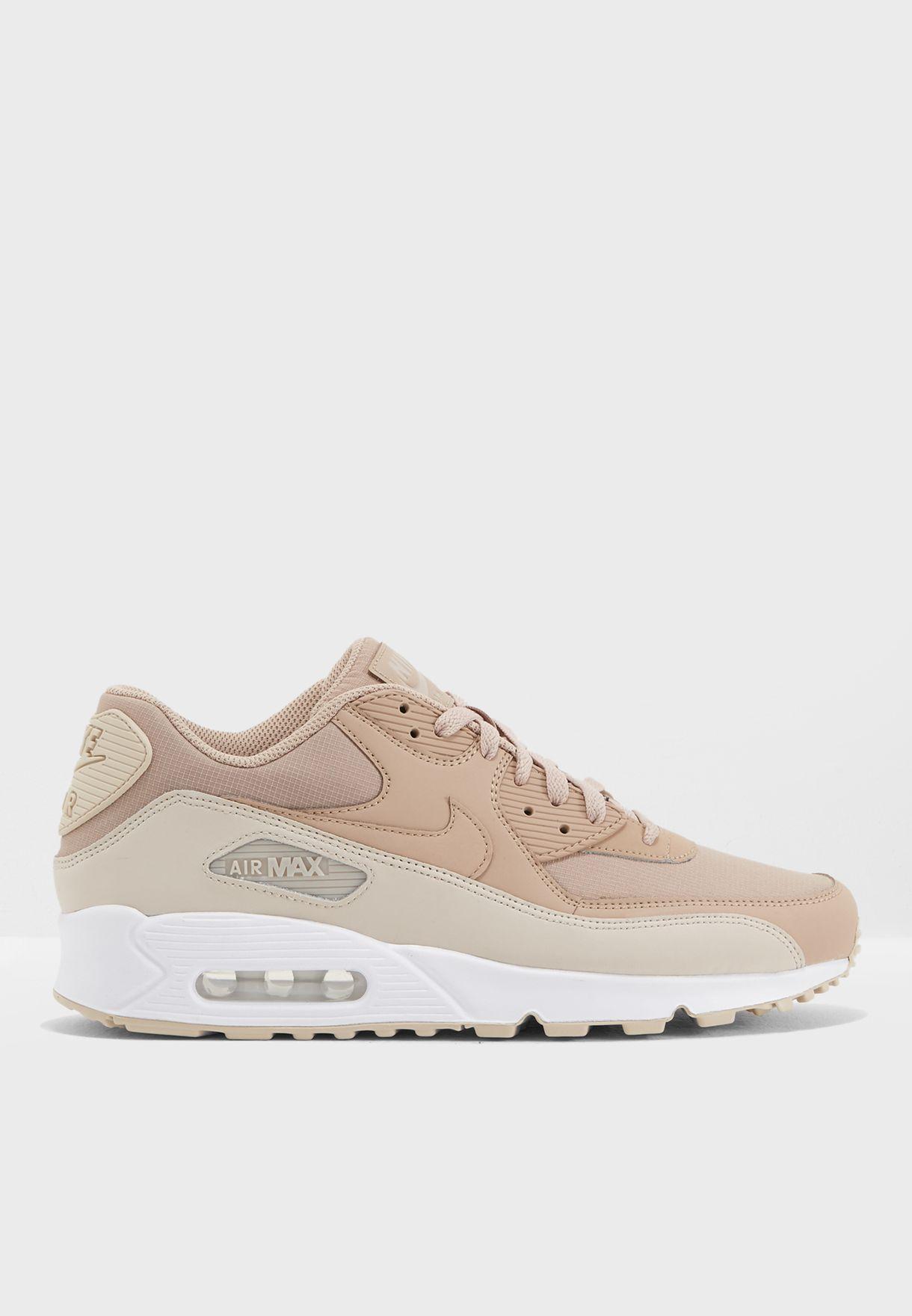 info for 8b62e d270e Shop Nike beige Air Max 90 Essential 537384-087 for Men in Bahrain -  NI727SH28PLZ