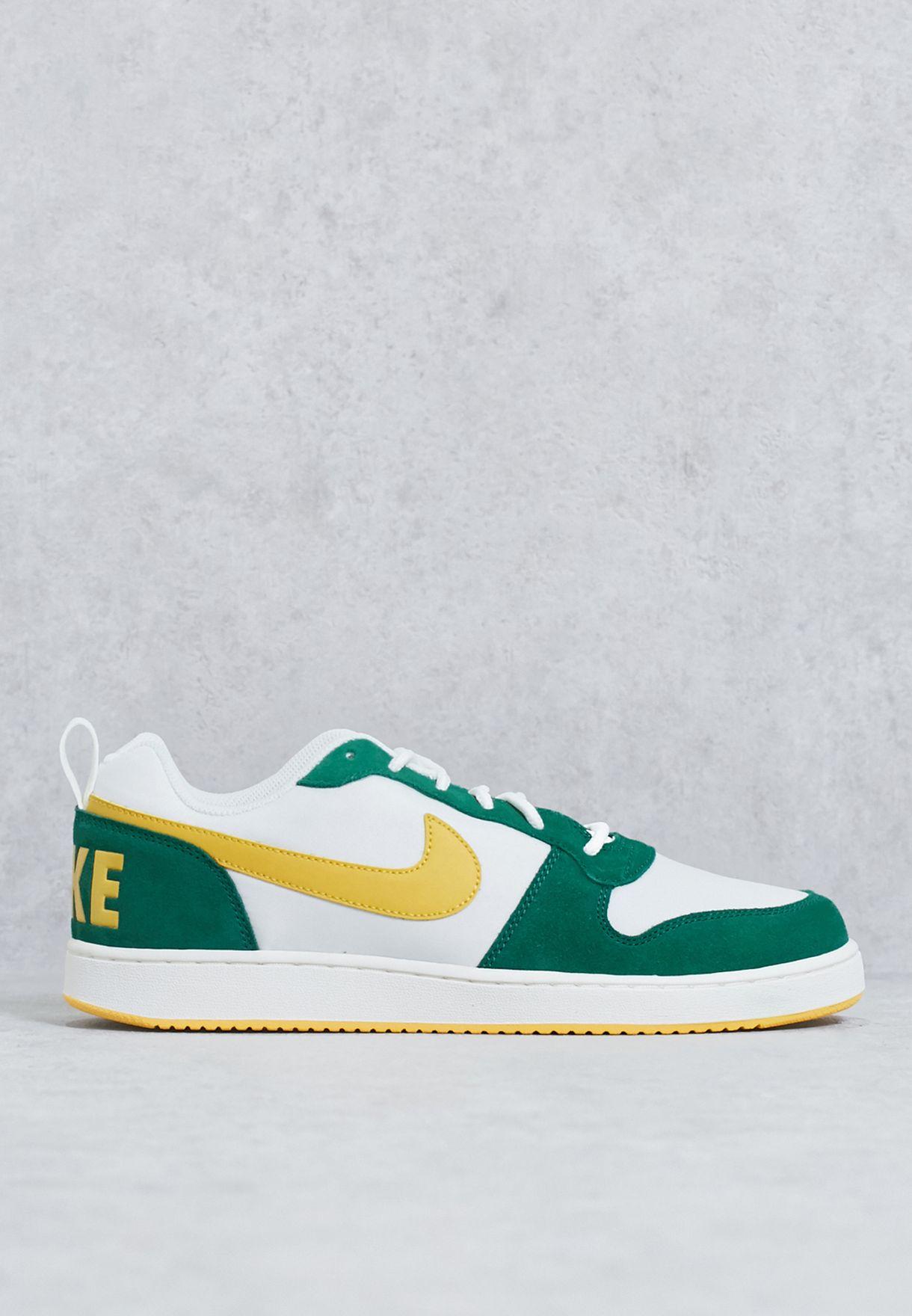 brand new d96aa 04874 Shop Nike grey Court Borough Low Premium 844881-100 for Men in UAE ...