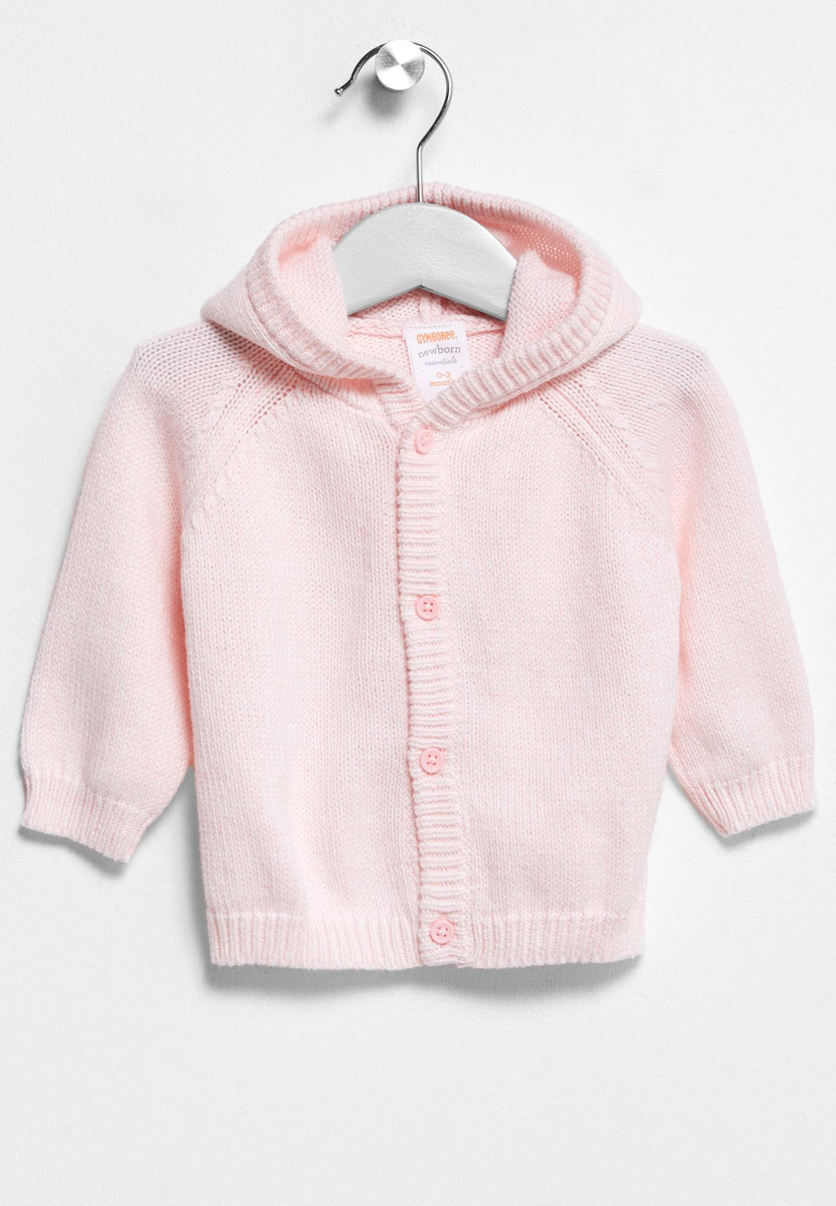 d133f1d21 Shop Gymboree pink Infant Button Up Sweater 140172388 for Kids in ...