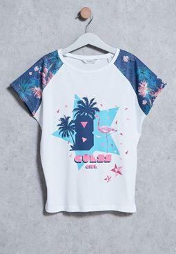 Youth Baech T-Shirt