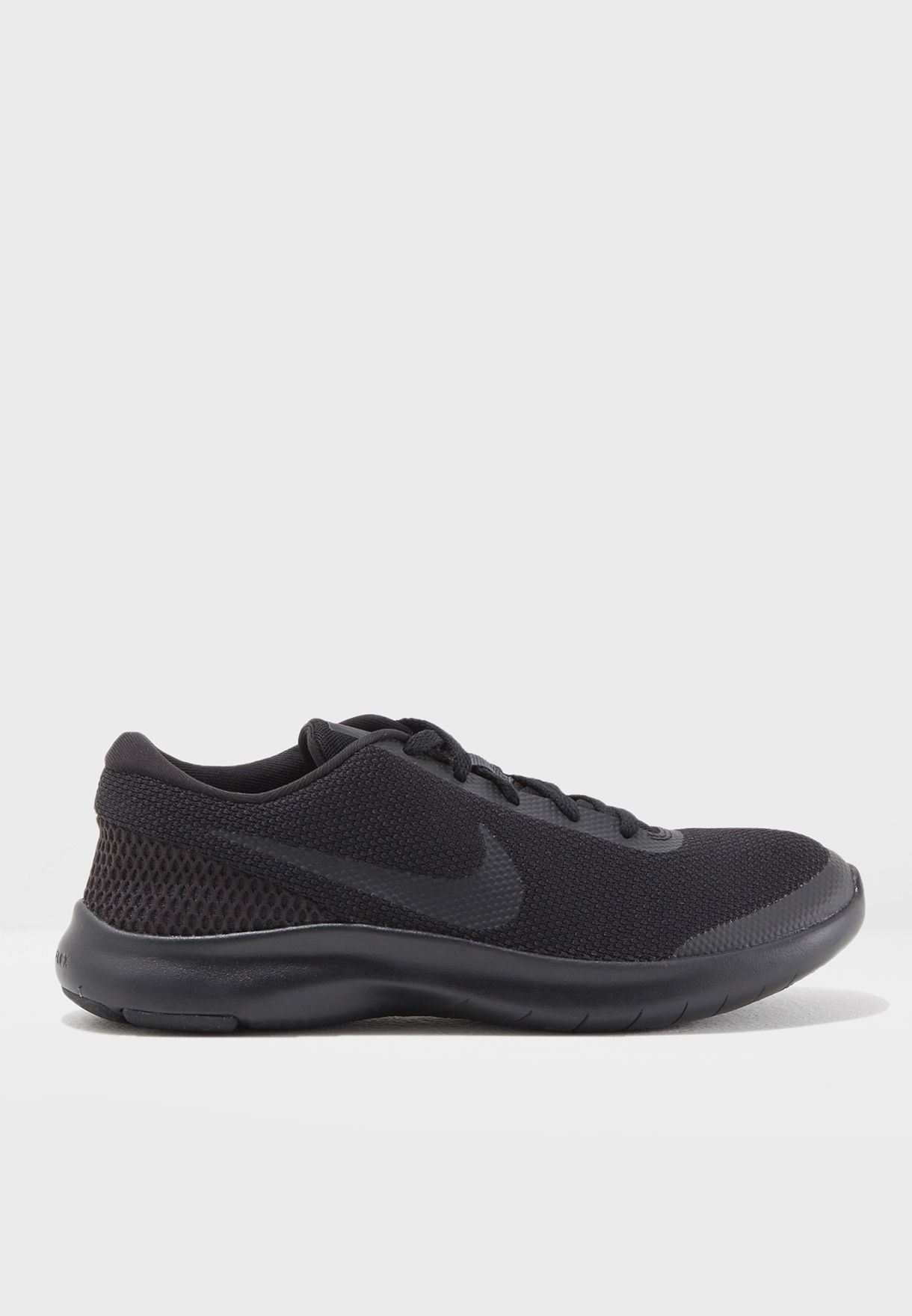 12c69e3f6bbe5 Shop Nike black Flex Experience RN 7 908996-002 for Women in UAE ...