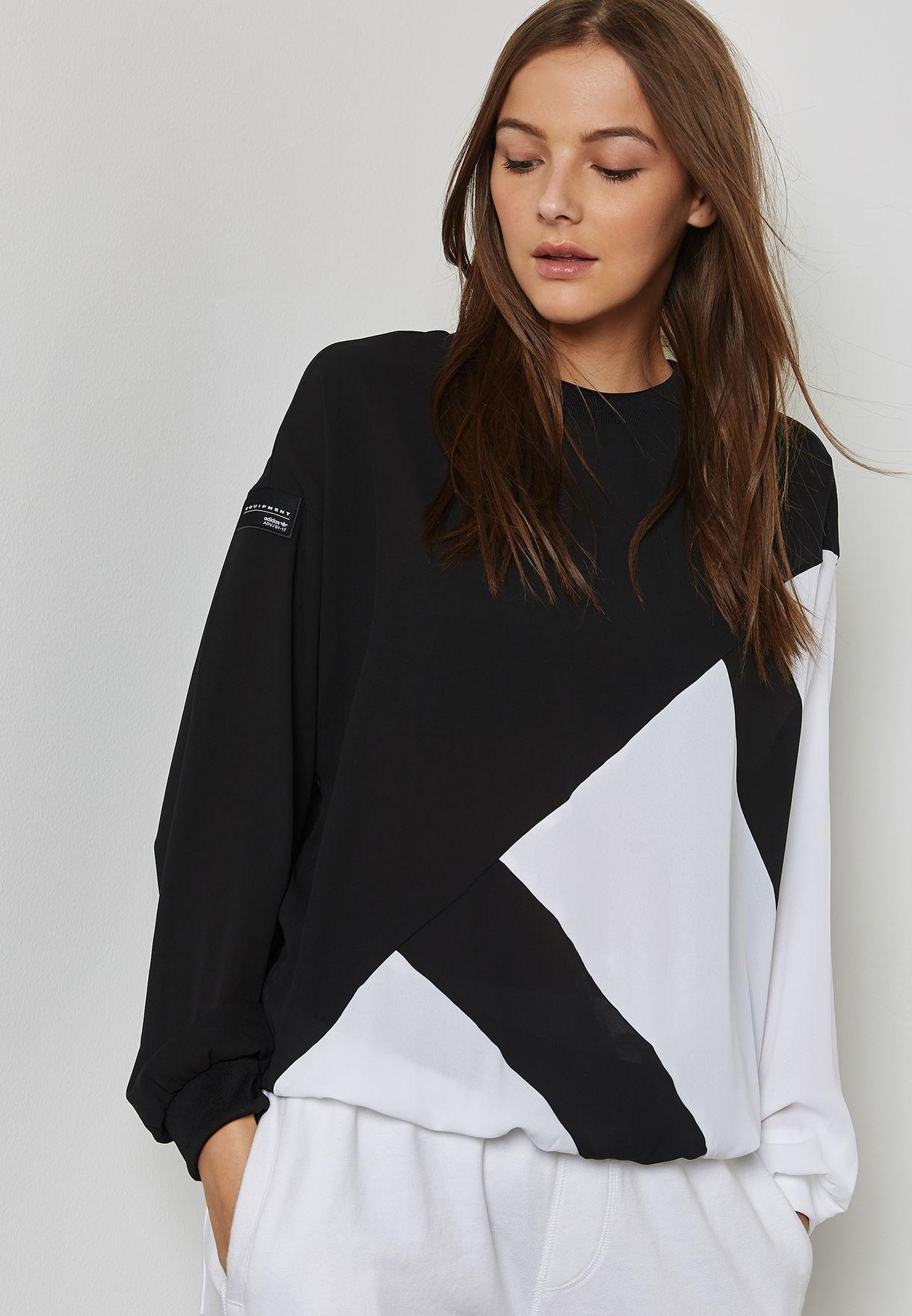 promo code 55a73 f39a2 EQT Sweatshirt