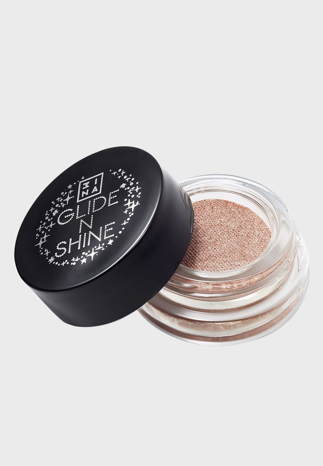 The Glide and Shine Eyeshadow - Golden Hit