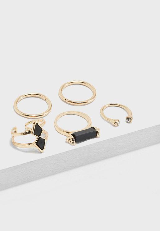Mutlipack Rings