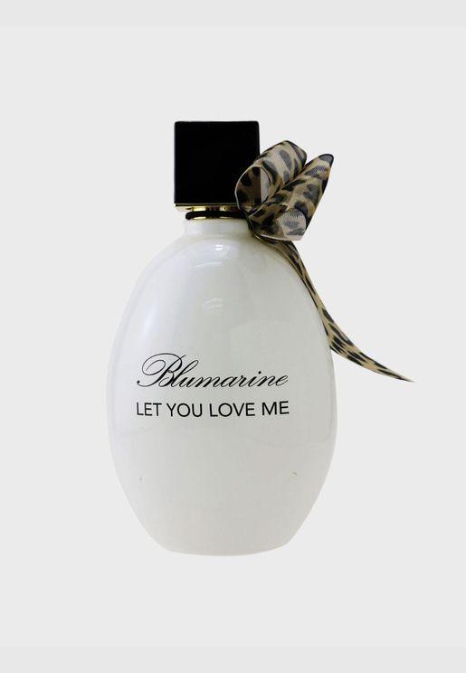 Let You Love Me Eau De Parfum Spray