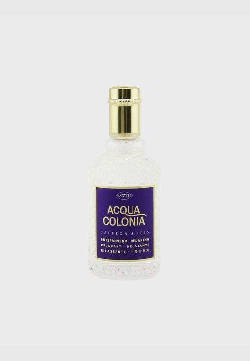 Acqua Colonia Saffron & Iris ماء كولونيا سبراي