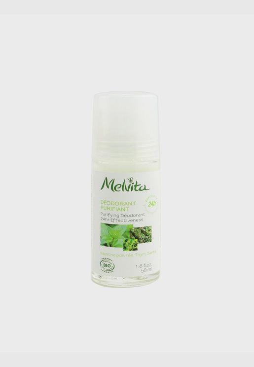 Purifying Deodorant 24HR Effectiveness