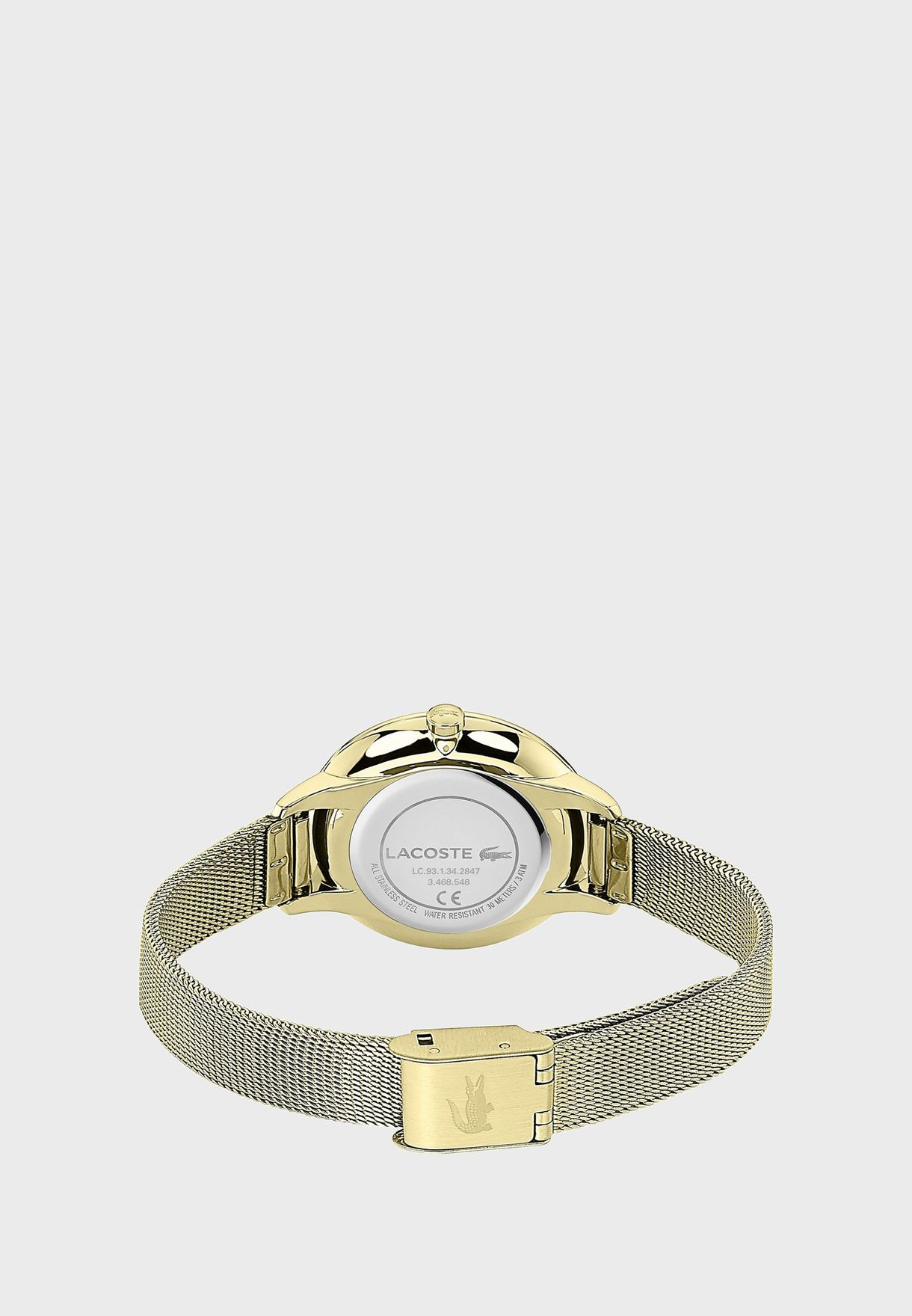 Lacoste Cannes Mesh strap Watch for Women - 2001102