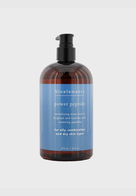 Power Peptide - Age-Fighting Facial Toner (Salon Size, For All Skin Types, Except Sensitive)