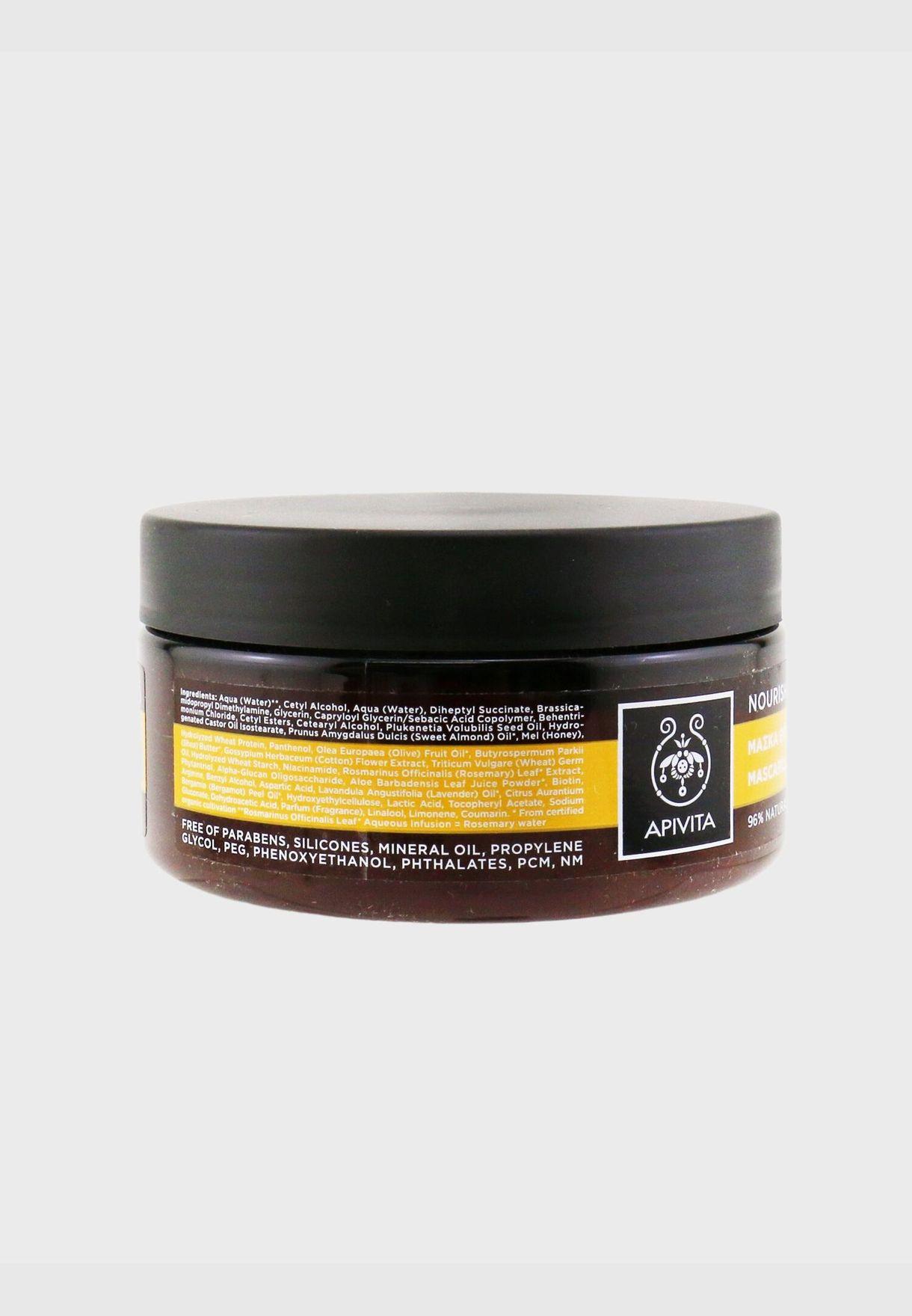 Nourish & Repair Hair Mask with Olive & Honey