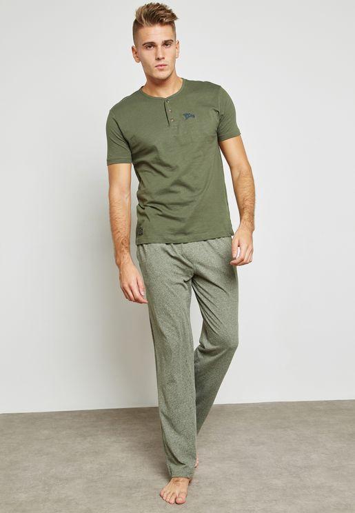 Jamestown Pyjama Set