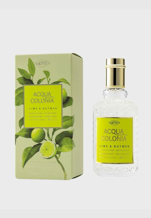 Acqua Colonia Lime & Nutmeg ماء كولونيا سبراي