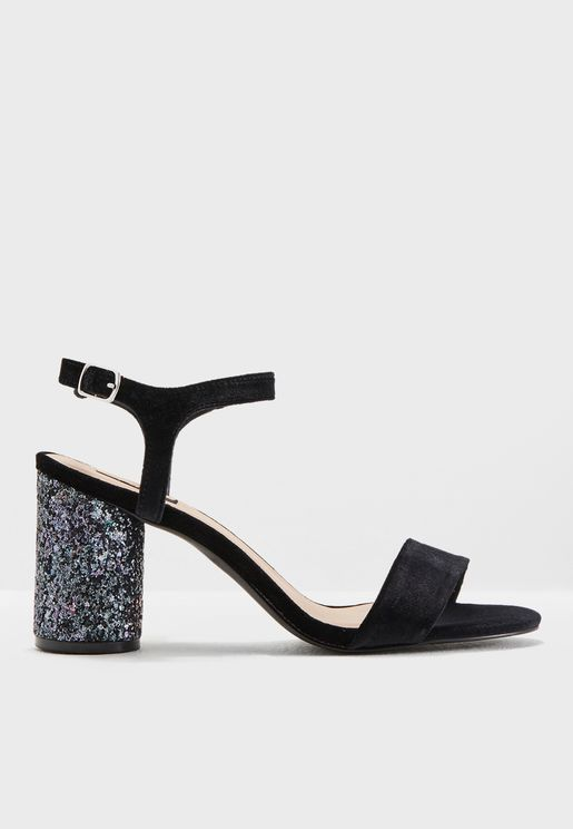 Balsa Heel Sandal