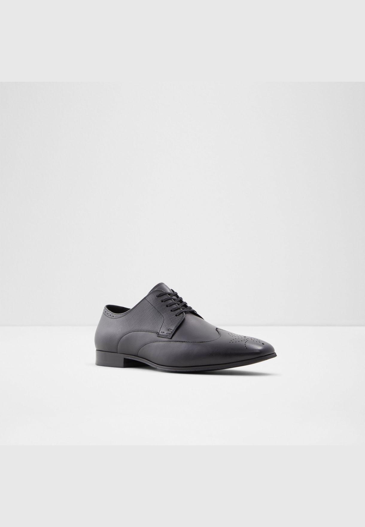 Genuine Leather Shoes Flat Heel