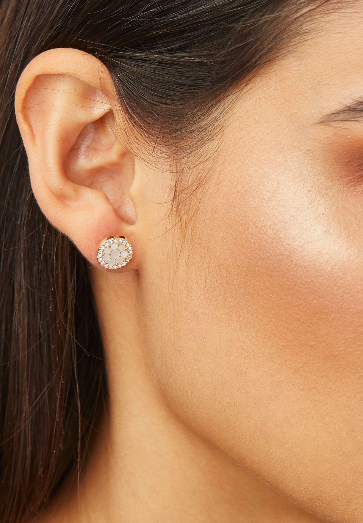 Vintage Glitz Earrings