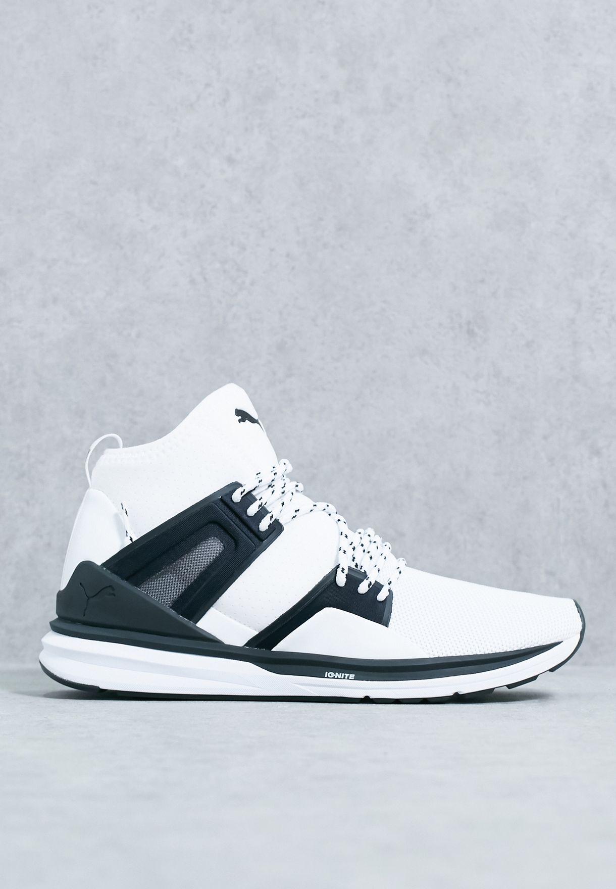 fe0d0fc58 تسوق حذاء بي او جي ليميتلس هاي ماركة بوما لون أبيض 36312602 في قطر ...