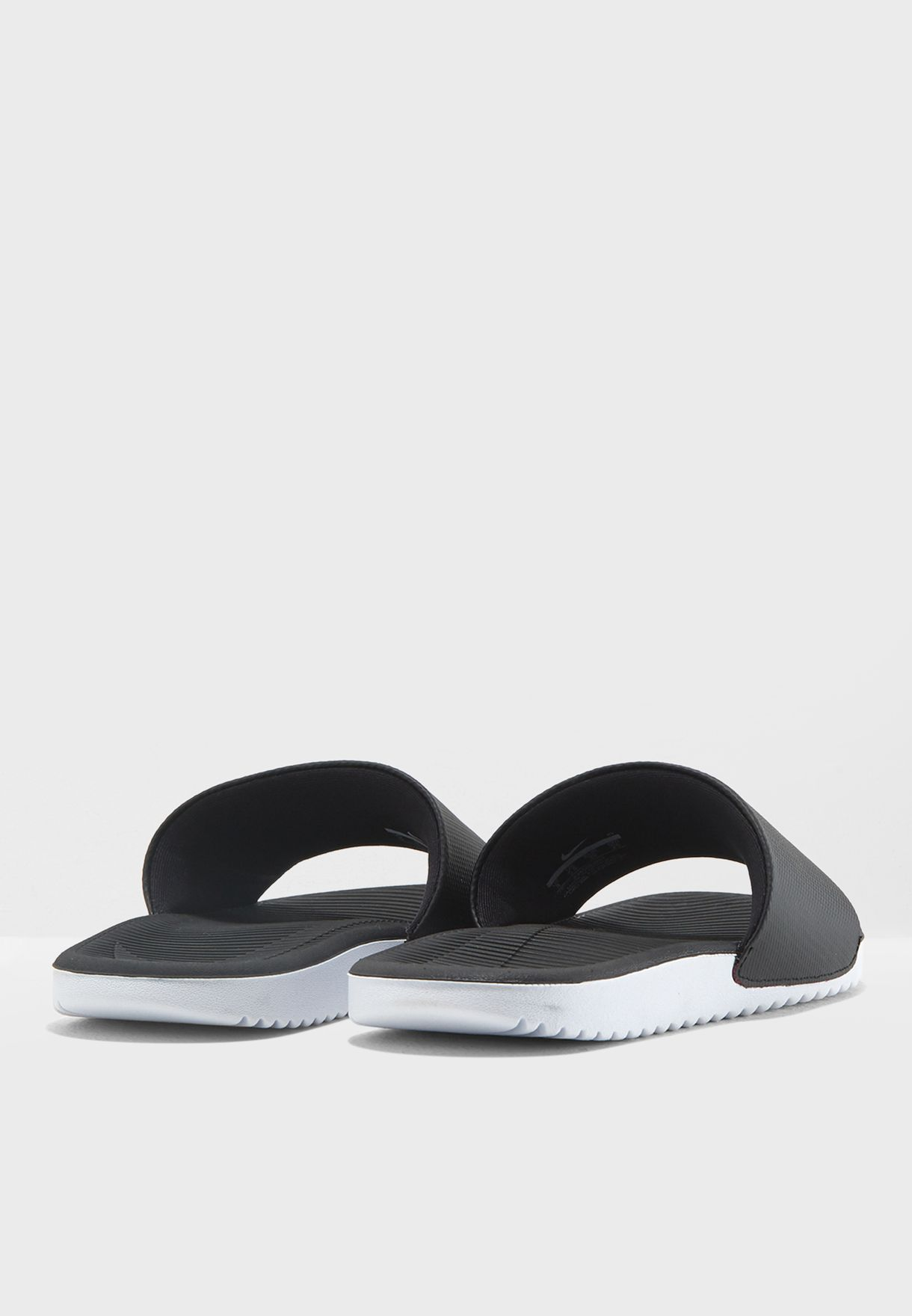 bf6e701635ddb Shop Nike black Kawa Slide 834588-060 for Women in UAE - NI727SH18DWJ