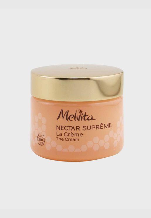 كريم Nectar Supreme - ينعم ويكثف ويضيء ويرطب