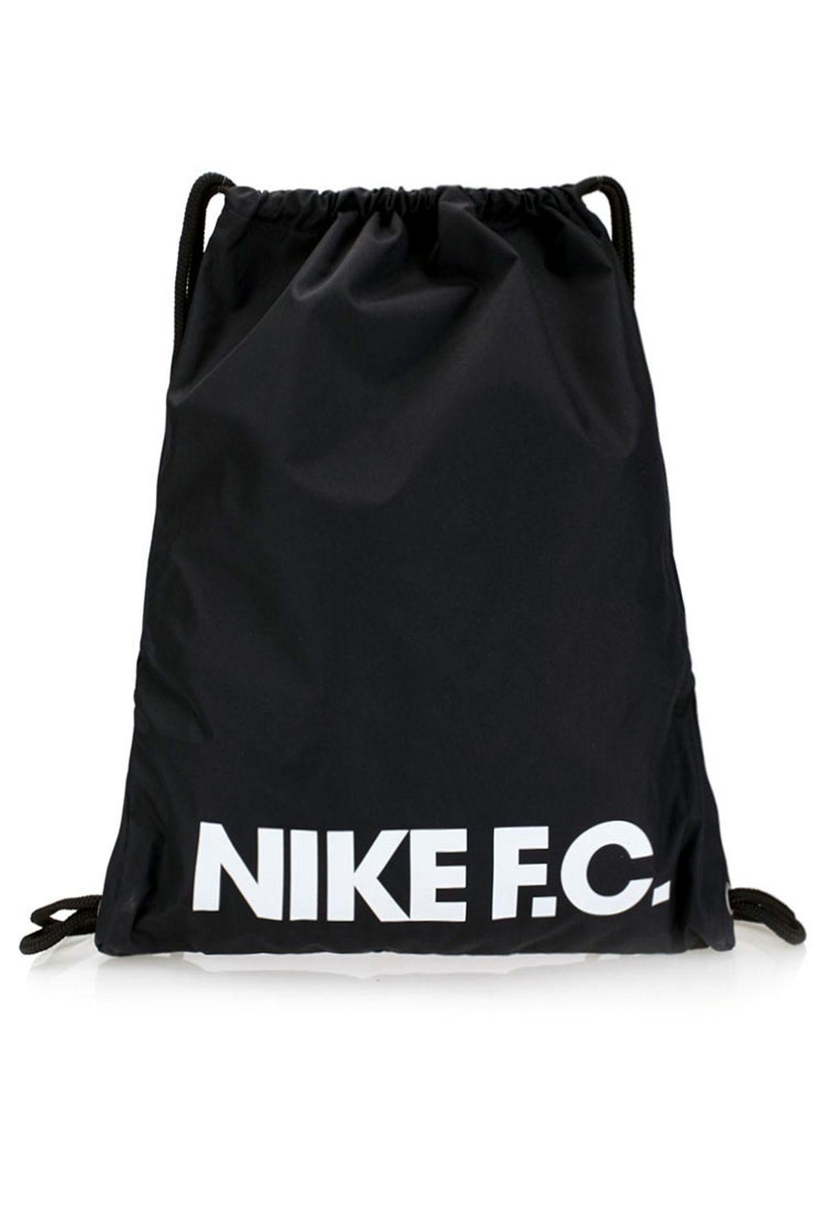 b5454322a73 Shop Nike black Nike Football 2.0 Gymsack for Men in Oman - NI727SH18IDP