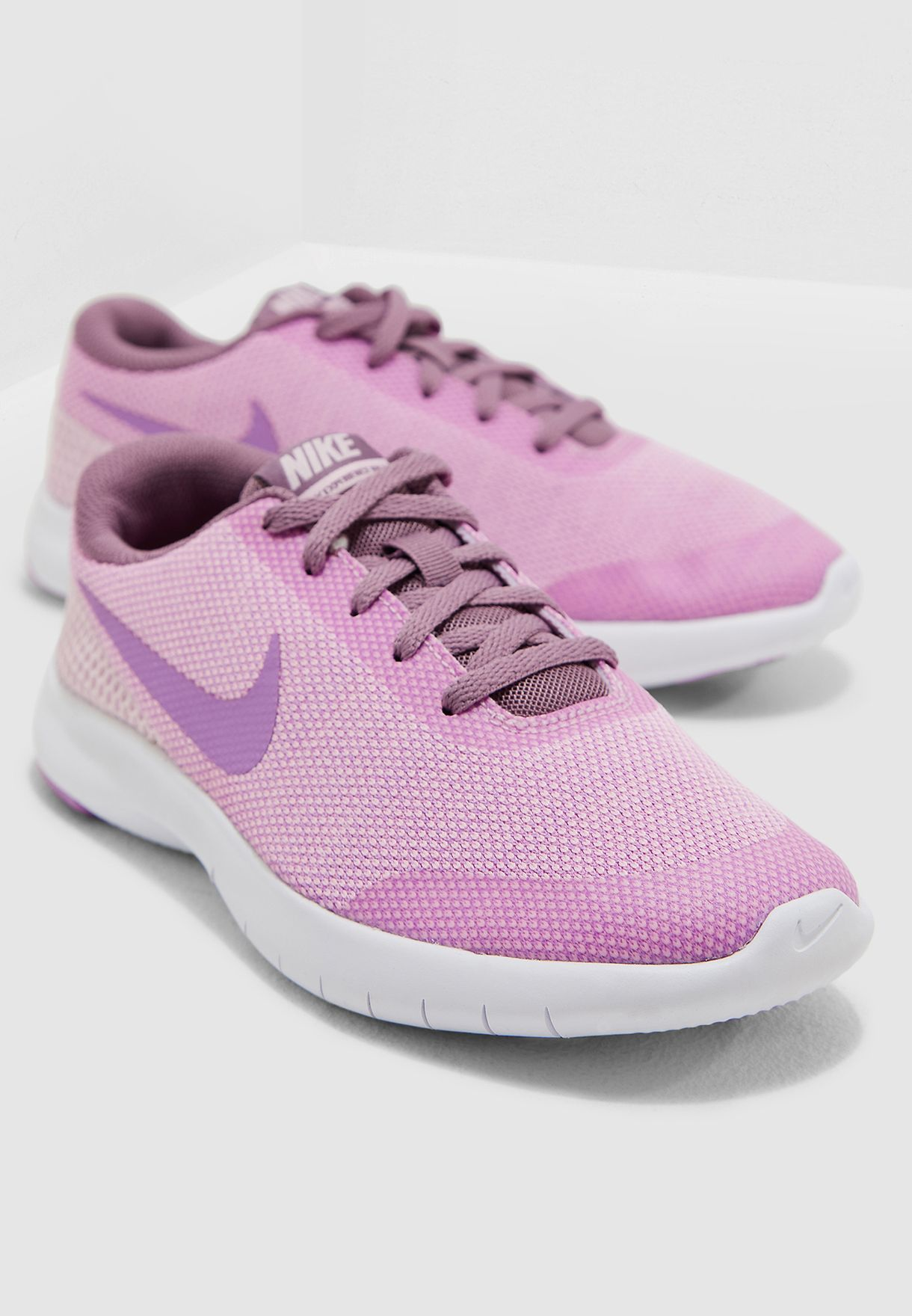 09dccd02e9a Shop Nike purple Youth Flex Experience RN 7 943287-602 for Kids in ...