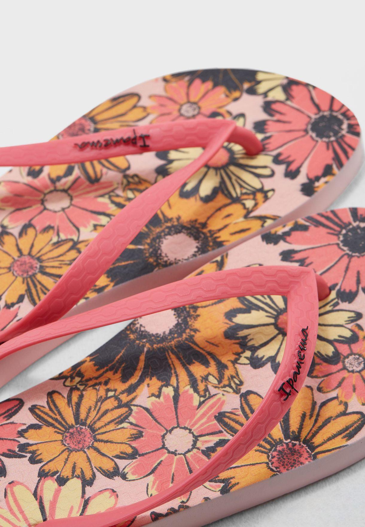 Jardins Flip Flops