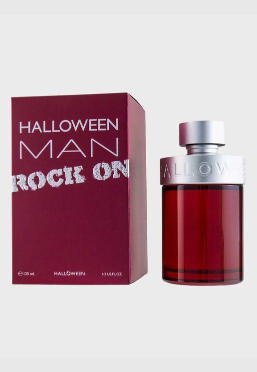 Halloween Rock On Eau De Toilette Spray