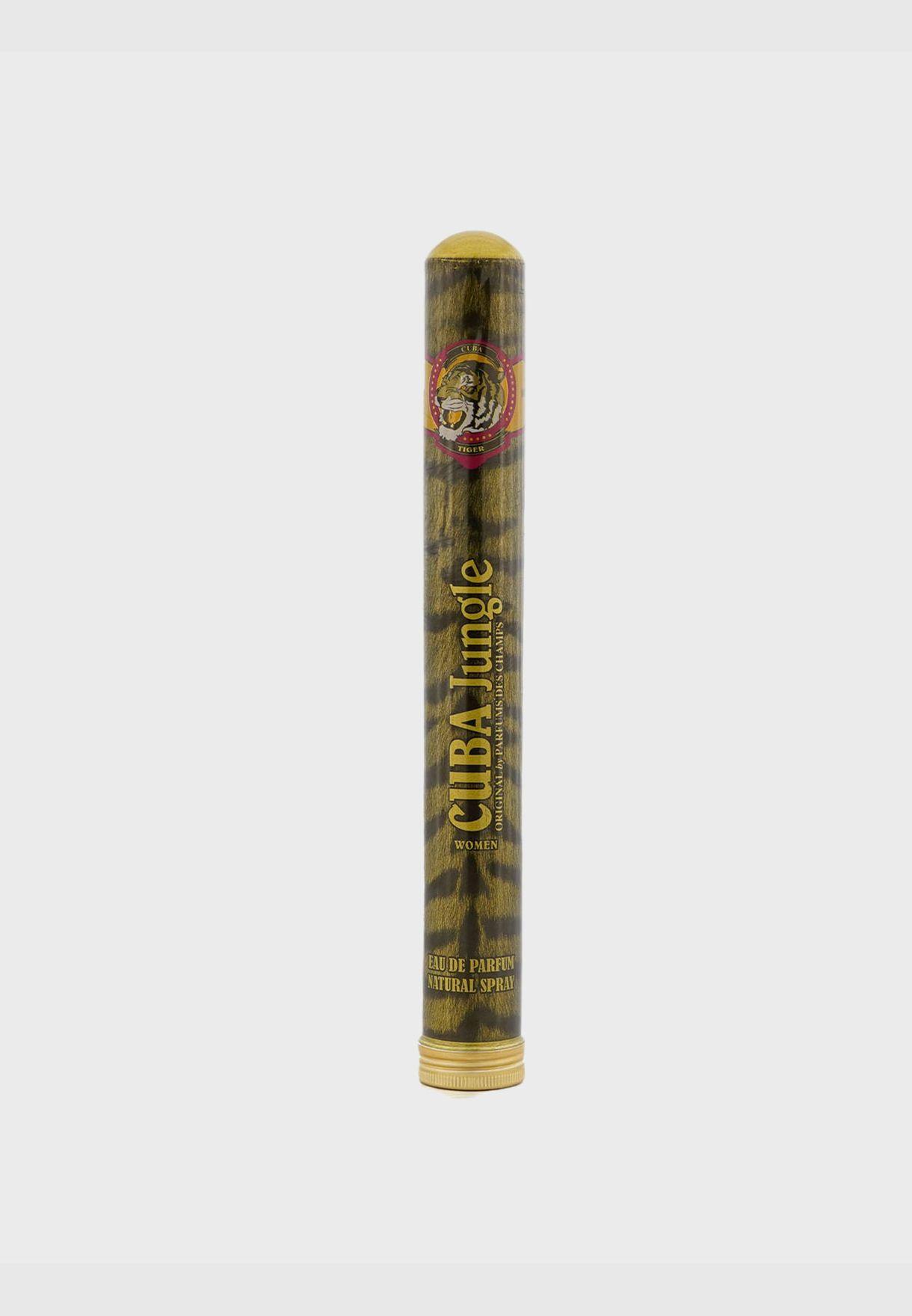 Cuba Jungle Tiger Eau De Parfum Spray