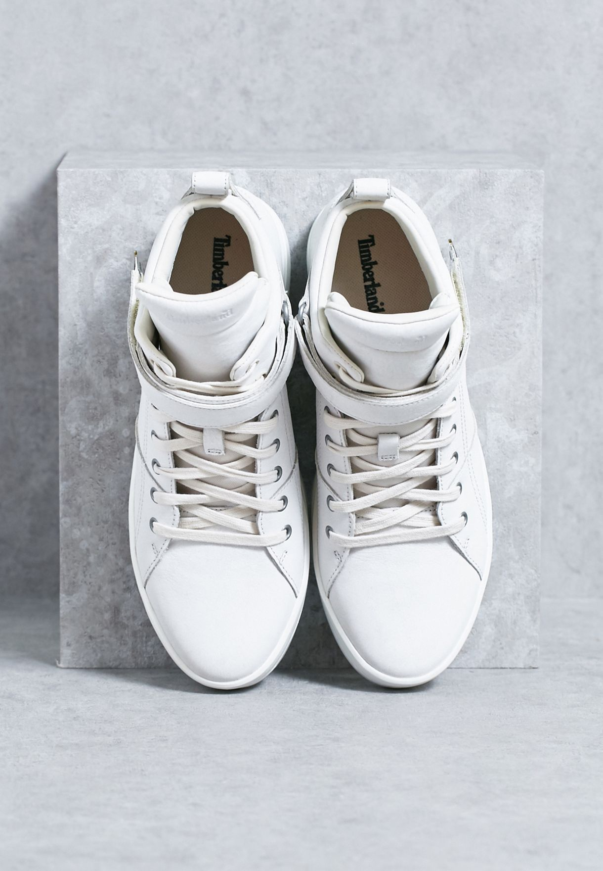 Mayliss High Top Strap Sneakers
