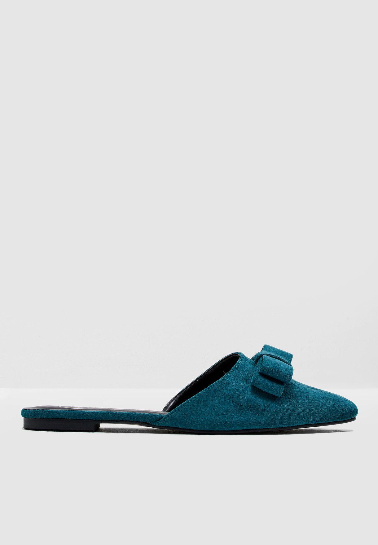 Sabah Bow Slip-Ons