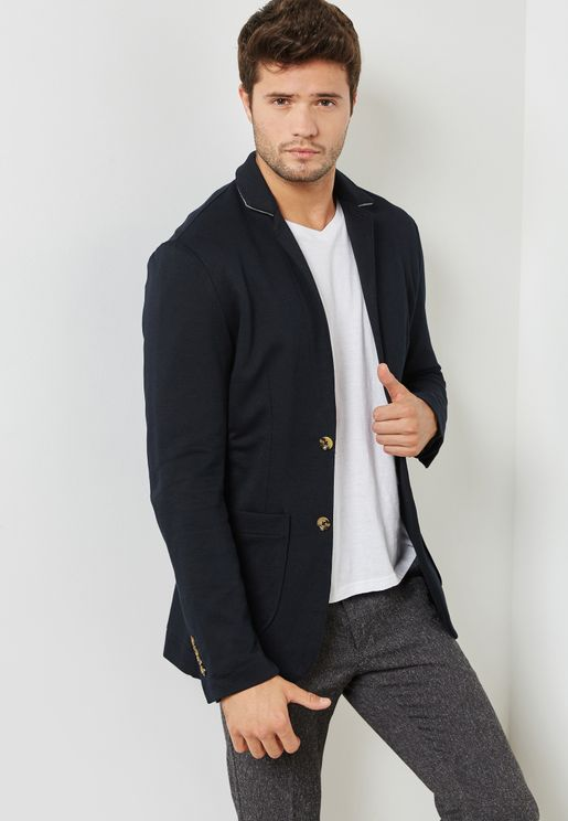 Geff Slim Fit Blazer