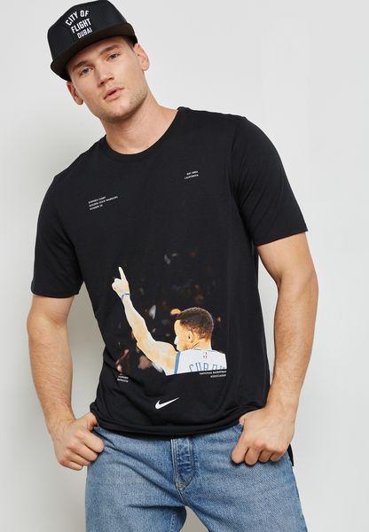 NBA Stephen Curry Dri-FIT T-Shirt