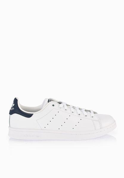 Shop adidas Originals white Stan Smith M20325 for Women in Saudi -  AD478SH18FQZ